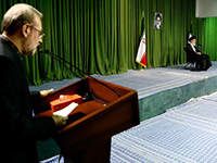دیدار رهبری با نمایندگان مجلس شورای اسلامی